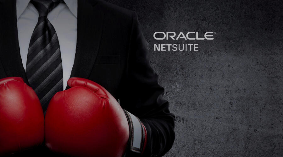 Oracle NetSuite Competitors
