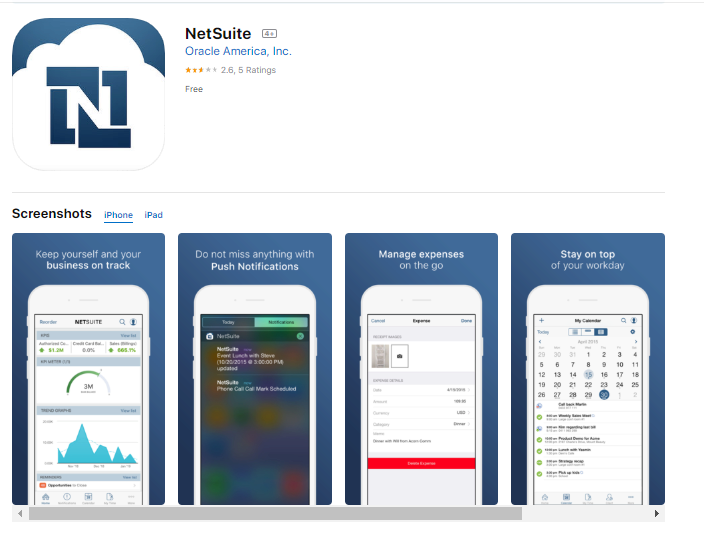 How to Download the NetSuite App for iPhone and Android | Gurus