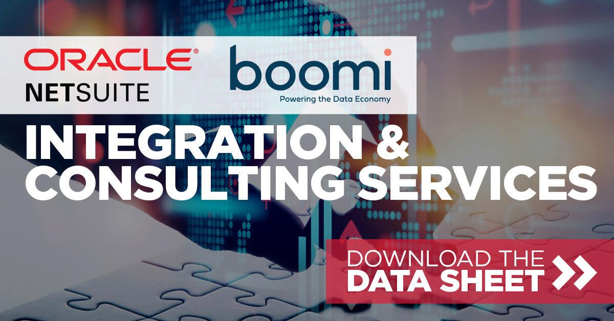 Boomi Integration Services