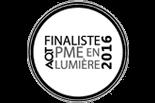 Gurus Award Finalist PME EN LUMIERE 2016
