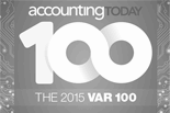 Award Accounting Today The 2015 VAR 100