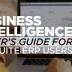 Business Intelligence NetSuite ERP