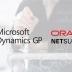 Microsoft Dynamics GP NetSuite ERP